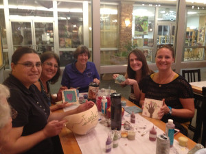 Women's Ministry Trip To The Mud Mill