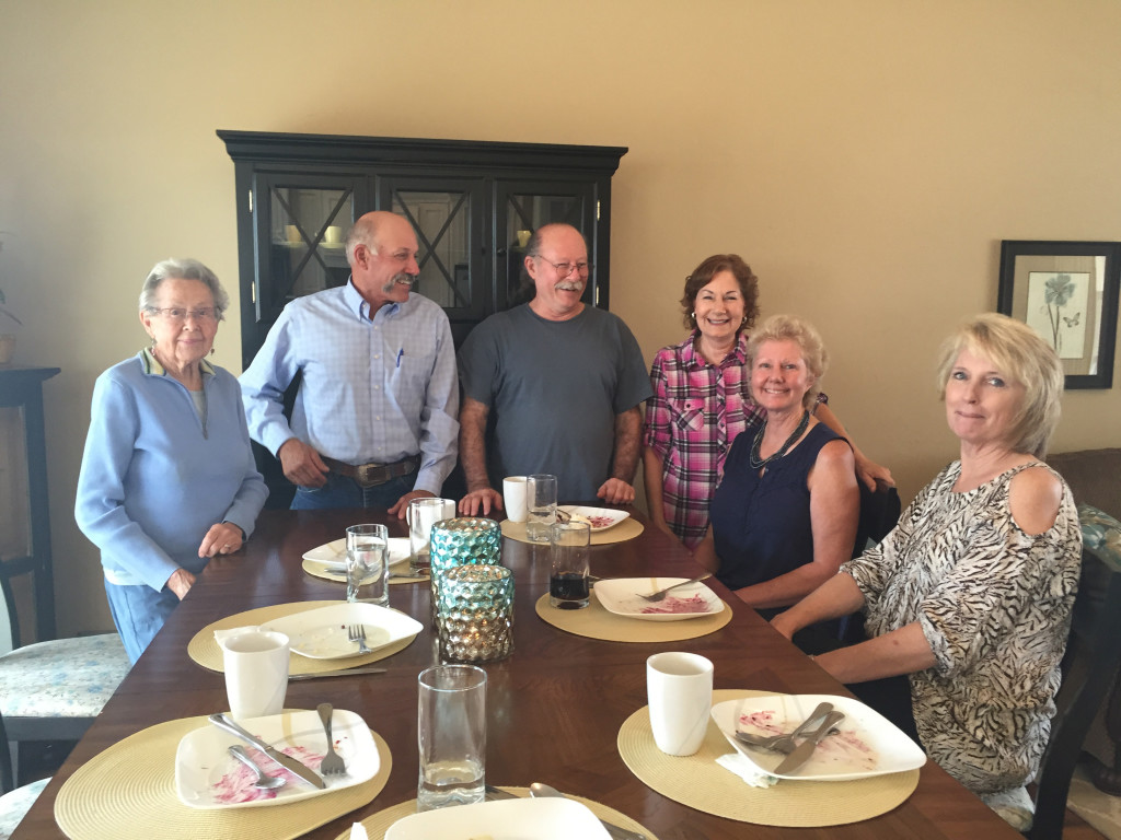 2015-September- Luncheon for Scott