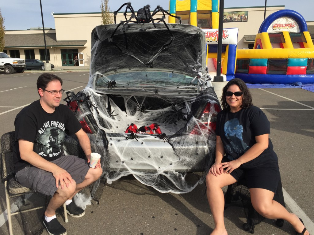 2015 Eric and Sheree-Trunk or Treat