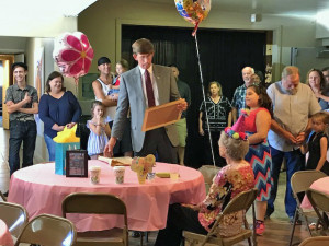 Maxine's 100th Birthday Party1